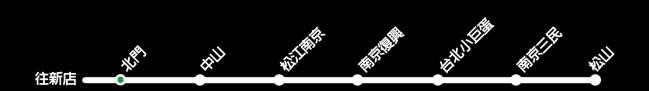 松山線1北門