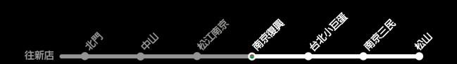 松山線4南京復興