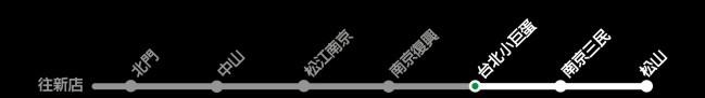 松山線5台北小巨蛋