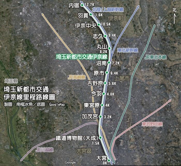 埼玉伊奈線