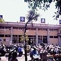 1996年的南港車站