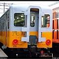 返回花蓮車站2B月台的光華號,結束了這一次的任務,塗裝也將改回去