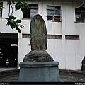 前身為花東鐵路記功碑的接收紀念碑