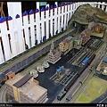 民眾捐贈的鐵道模型