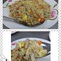 小龍飲食-肉絲蛋炒飯