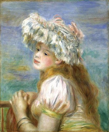 戴蕾絲帽的女孩.jpg