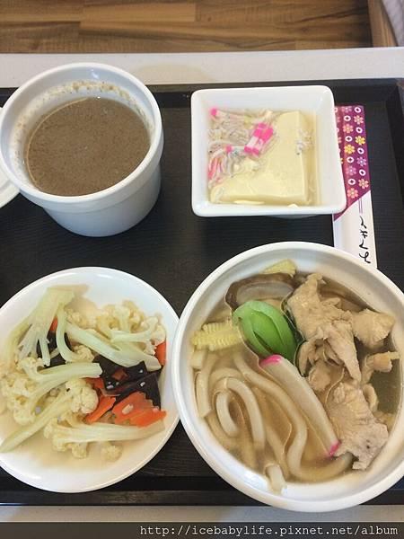第六天-藍田-早餐