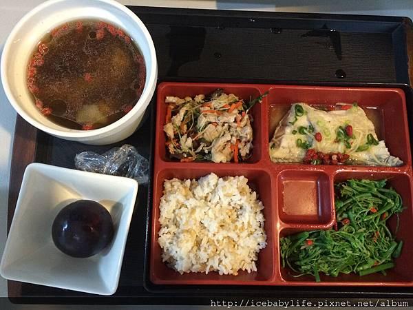 第七天-藍田-午餐