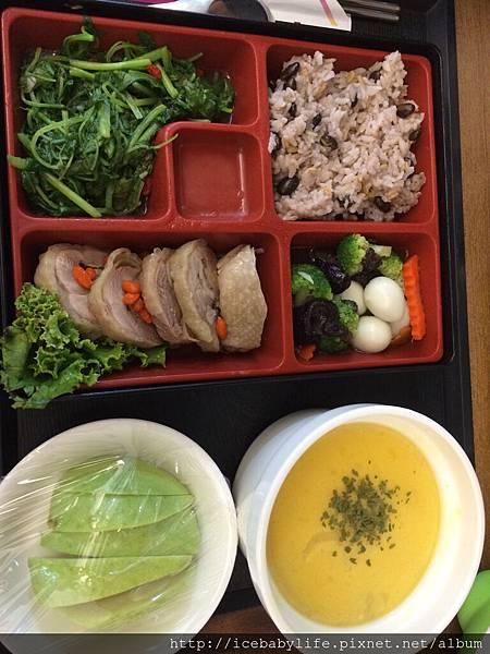 第八天-藍田-午餐