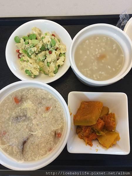 第九天-藍田-早餐