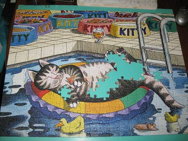 2011.07.01 300 pcs Pool Cat (14).jpg
