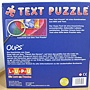 2011.08.24 500 pcs Oups text puzzle (1).JPG