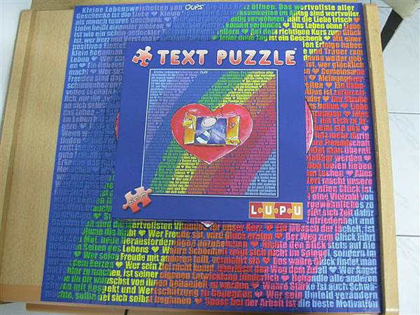 2011.08.24 500 pcs Oups text puzzle (34).JPG