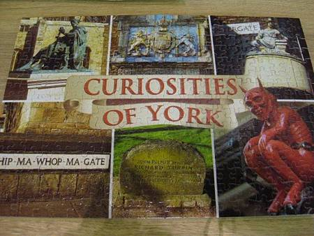 2011.10.13 300 pcs Curiosities of York (3).jpg