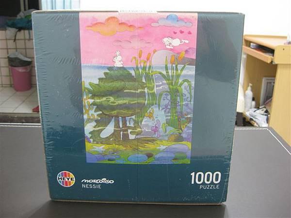 2011.10.14 1000 pcs Nessie (1).JPG