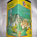 HEYE Puzzle DEGANO 750 Pcs PURE WOOL - 199.png