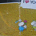 HEYE Puzzle MORDILLO 500 Pcs I LOVE YOU 1985 RARE & NEW.png