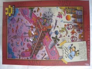 HEYE Puzzle MORDILLO 1000 Pieces SOS Hansi.png