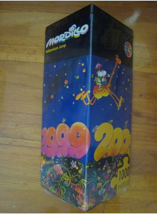 HEYE Puzzle MORDILLO 1000 Pcs MILLENIUM JUMP -1999.png