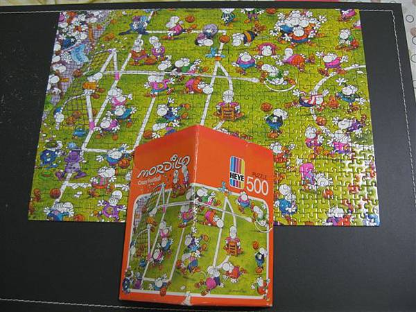 2011.11.22~24 500 pcs Crazy Football (18).JPG