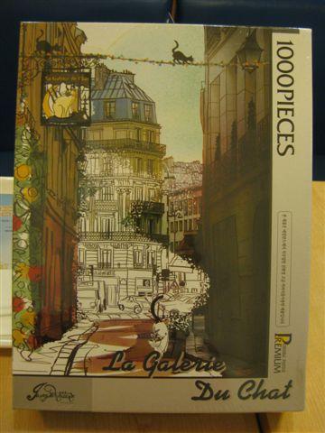 2011.11.30 1000 pcs La Galerie Du Chat.JPG