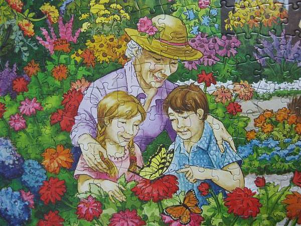 2011.12.02 extra large 500 pcs Granny's Garden (9).JPG