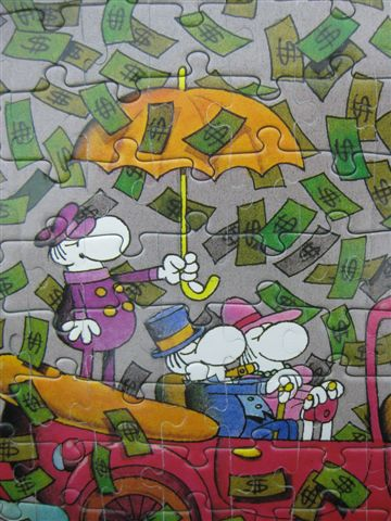 2011.12.07 300 pcs double sided Soap Opera & Raining Money (16).JPG