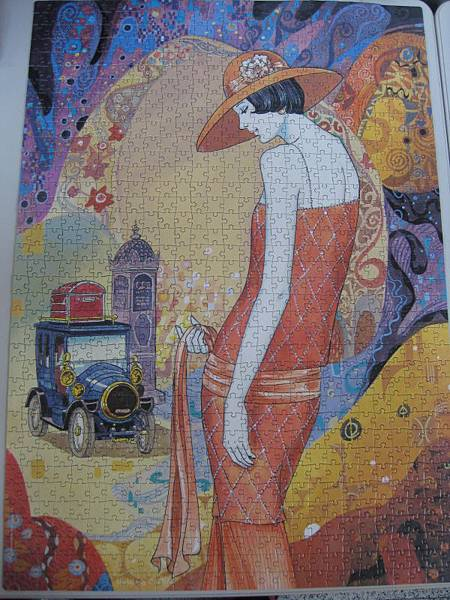 2011.12.18 1000 pcs Lady in Peach (7).JPG