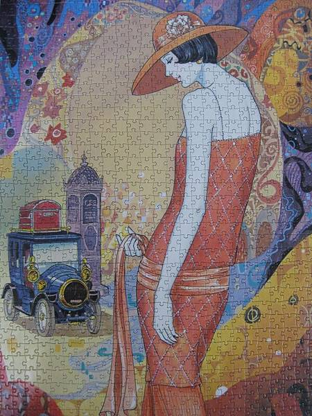 2011.12.18 1000 pcs Lady in Peach (10).JPG