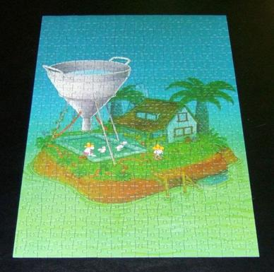 Pool Party by Heye, 500 pieces, 1997.JPG