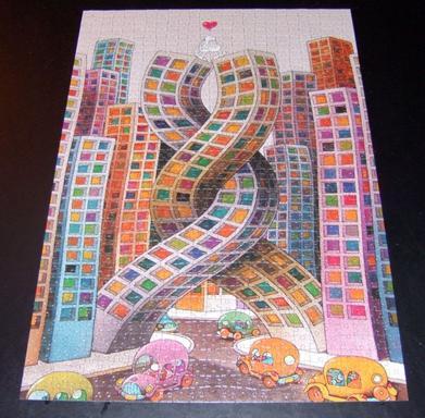 Ti Amo by Heye, 1000 pieces,1996.JPG