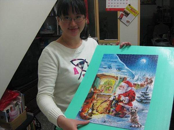 2012.02.16 500片Santa Claus is Coming  聖誕老人來了 (13).jpg