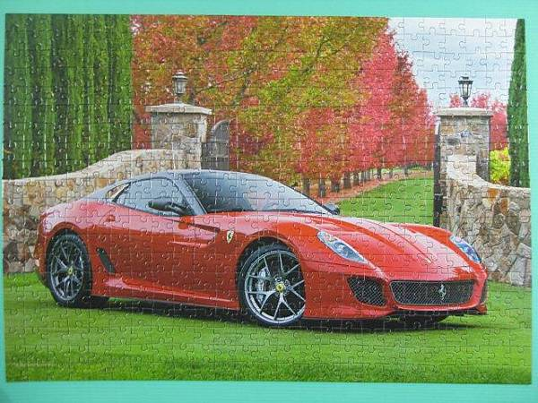 2012.02.20 500 pcs Ferrari 599 GTO (9)