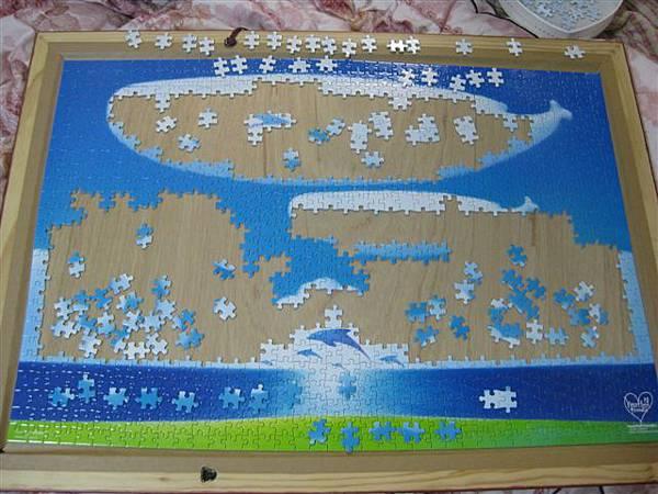 2012.02.26 1000 pcs 青空的季節 The Season of Blue Sky (8).JPG