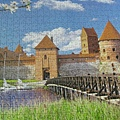 2012.03.03-04 1000 pcs立陶宛.特拉凱城堡 Trakai Castle, Lithuania (8)