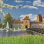 2012.03.03-04 1000 pcs立陶宛.特拉凱城堡 Trakai Castle, Lithuania (9)