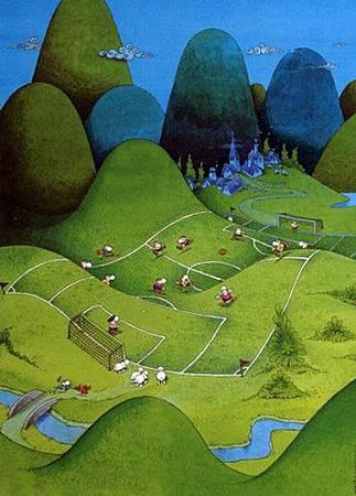 500P Football Hill