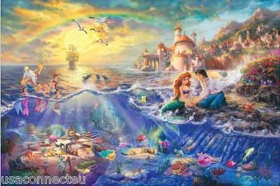 13. Little Mermaid