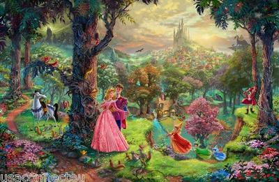 12. Sleeping Beauty