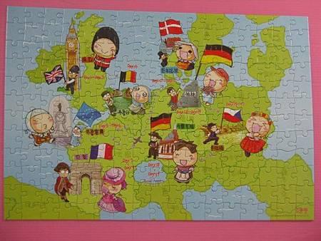 2012.03.27 200 pcs 歐洲遊Let's Go Europe (8)