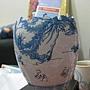 2012.05.11 160P Puzzle Vase 藍鳳和鳴 (8)