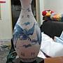 2012.05.11 160P Puzzle Vase 藍鳳和鳴 (13)