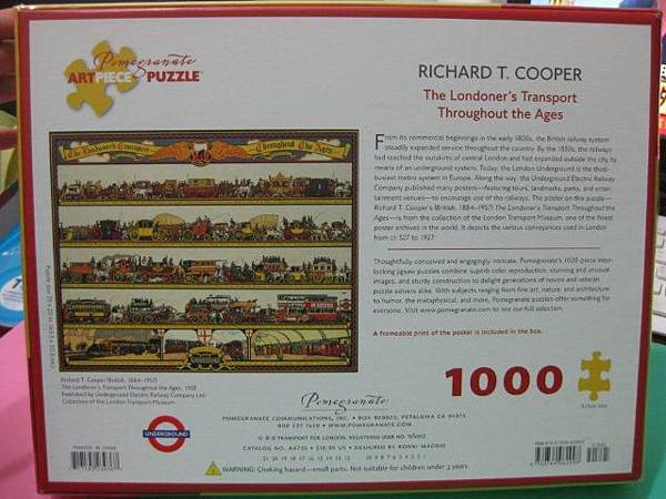2012.07.01 1000P The Londoner's Tranport Throughout the Ages (2)