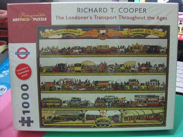 2012.07.01 1000P The Londoner's Tranport Throughout the Ages (1)