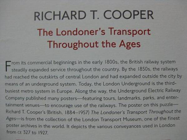 2012.07.01 1000P The Londoner's Tranport Throughout the Ages (3)