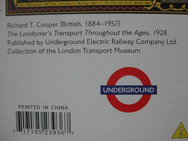 2012.07.01 1000P The Londoner's Tranport Throughout the Ages (4)