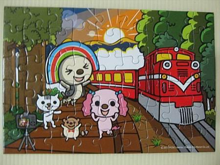 2012.07.02 54P 阿里山小火車