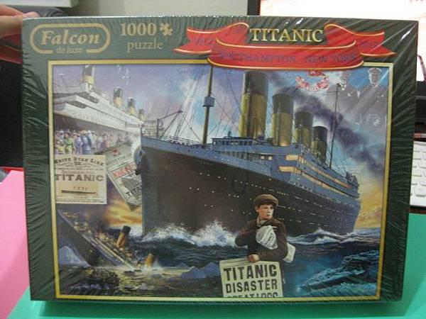 2012.07.23 1000P Titanic (1)