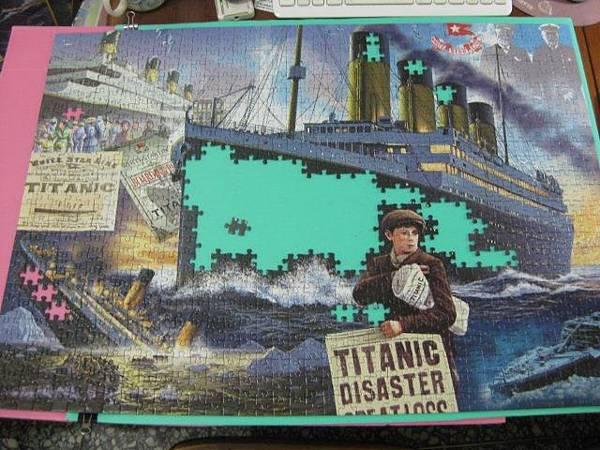 2012.07.23 1000P Titanic (2)