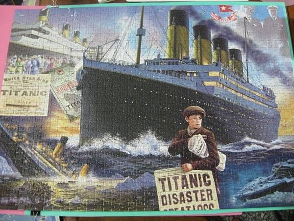 2012.07.24 1000P Titanic (1)